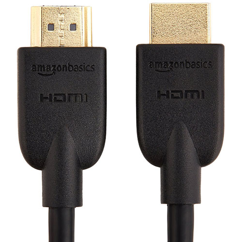 6ft HDMI High-Speed Cable