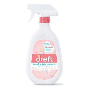 Dreft Laundry Stain Remover 22oz