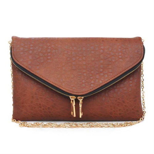 Urban Expressions Clutch (Brown)