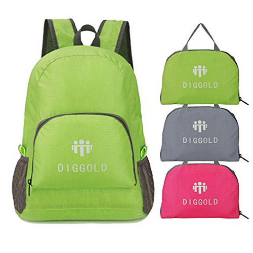 Unisex Foldable Backpack