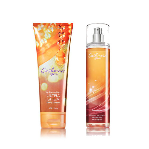CASHMERE GLOW Mist & Body Cream