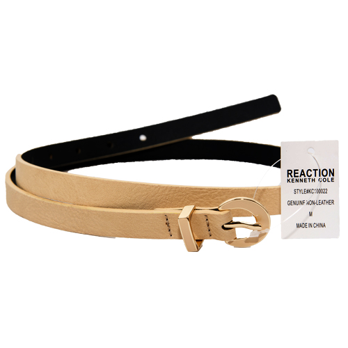 Gold Ladies Belt By Kenneth Cole Reaction