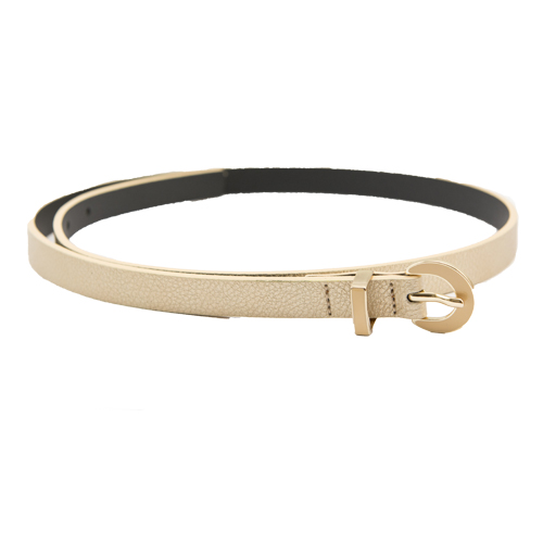 Tan Ladies Belt By Kenneth Cole Reaction