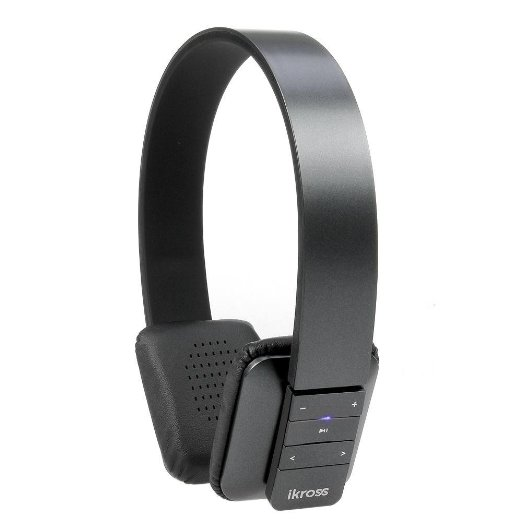 IKross Wireless Bluetooth 4.0 Stereo Headset With Microphone
