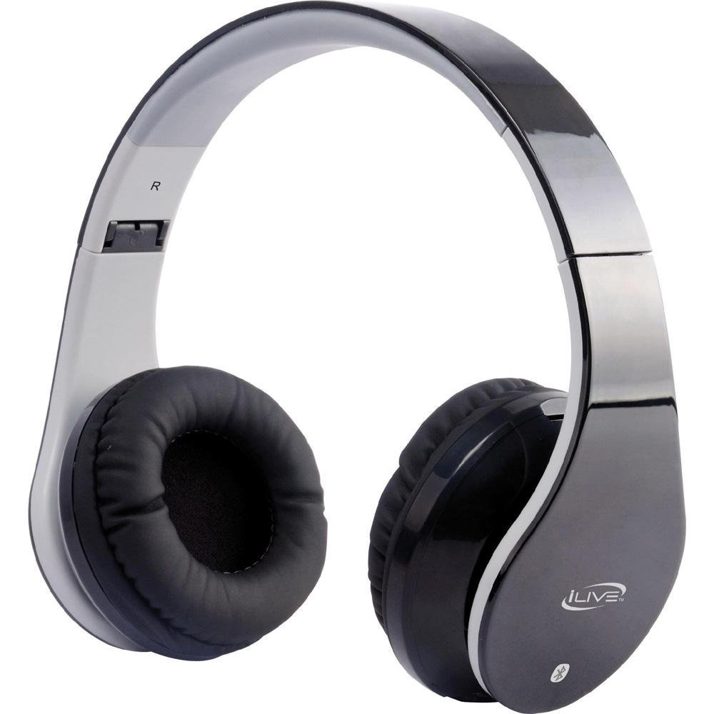 ILive IAHB64 Wireless Bluetooth 3.0 Headset