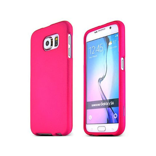 Hard Plastic Case Cover For Samsung Galaxy S6