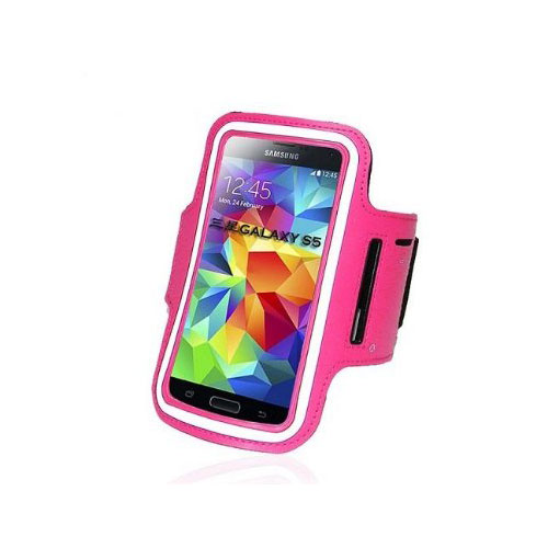 Hooshion® Sports Neoprene Armband Case (Rose)