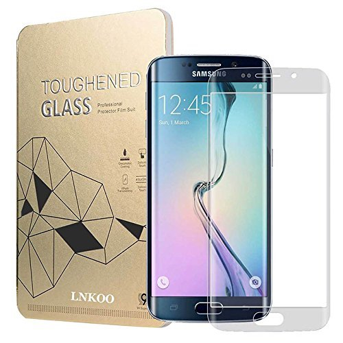 Samsung Galaxy S6 Edge Tempered Glass Screen Film Protector