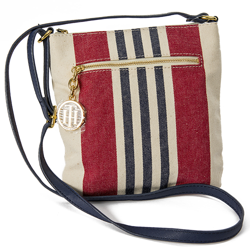 Women's Cross Body (Striped) By Tommy Hilfiger