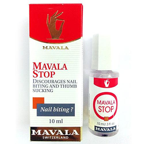Mavala Stop Discourages Nail Biting And Thumb Sucking