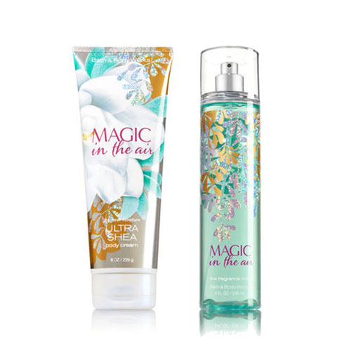 MAGIC IN THE AIR Mist & Body Cream Bundle