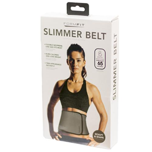 Form Fit Slimmer Belt (Grey)
