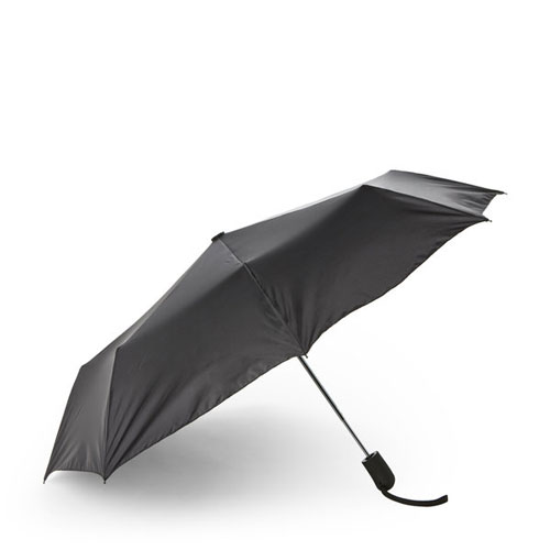 Ladies Rain Essentials Umbrella (black)